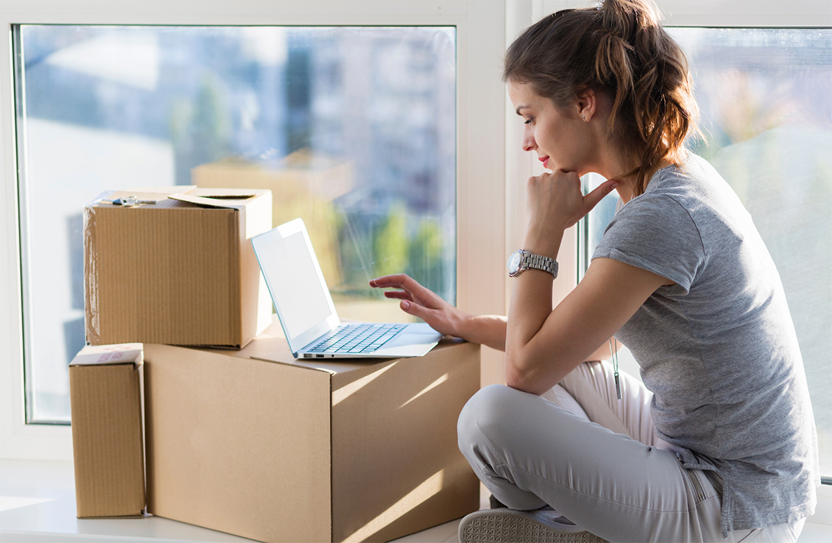 Checklist for moving to a new home